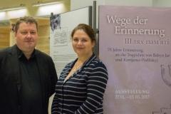 Olga Rosow und Matthias Richter_Foto Polina Ivanova